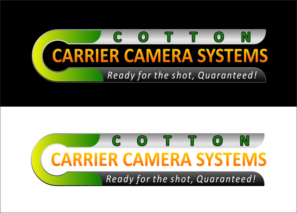 Logo Design by RasYa Muhammad Athaya - Entry No. 101 in the Logo Design Contest Cotton Carrier Camera Systems Logo Design.