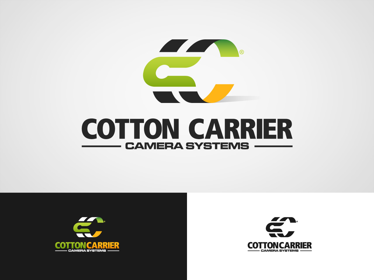 Logo Design by jpbituin - Entry No. 102 in the Logo Design Contest Cotton Carrier Camera Systems Logo Design.