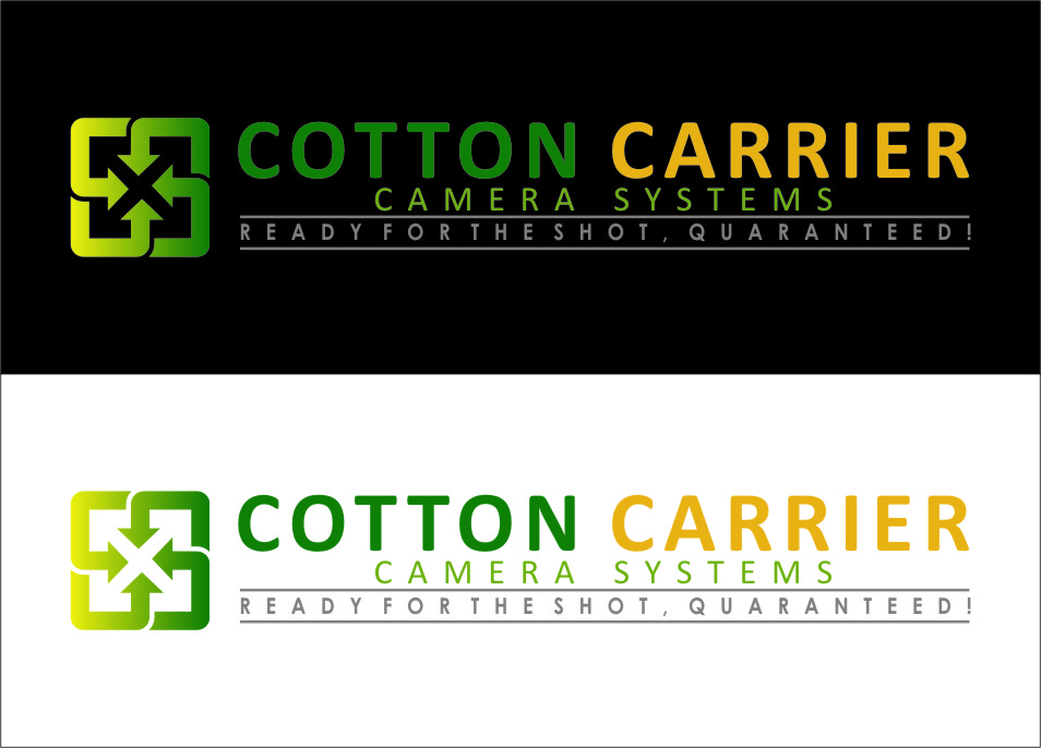 Logo Design by RasYa Muhammad Athaya - Entry No. 103 in the Logo Design Contest Cotton Carrier Camera Systems Logo Design.