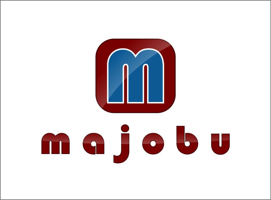 Logo Design by Agus Martoyo - Entry No. 23 in the Logo Design Contest Inspiring Logo Design for Majobu.