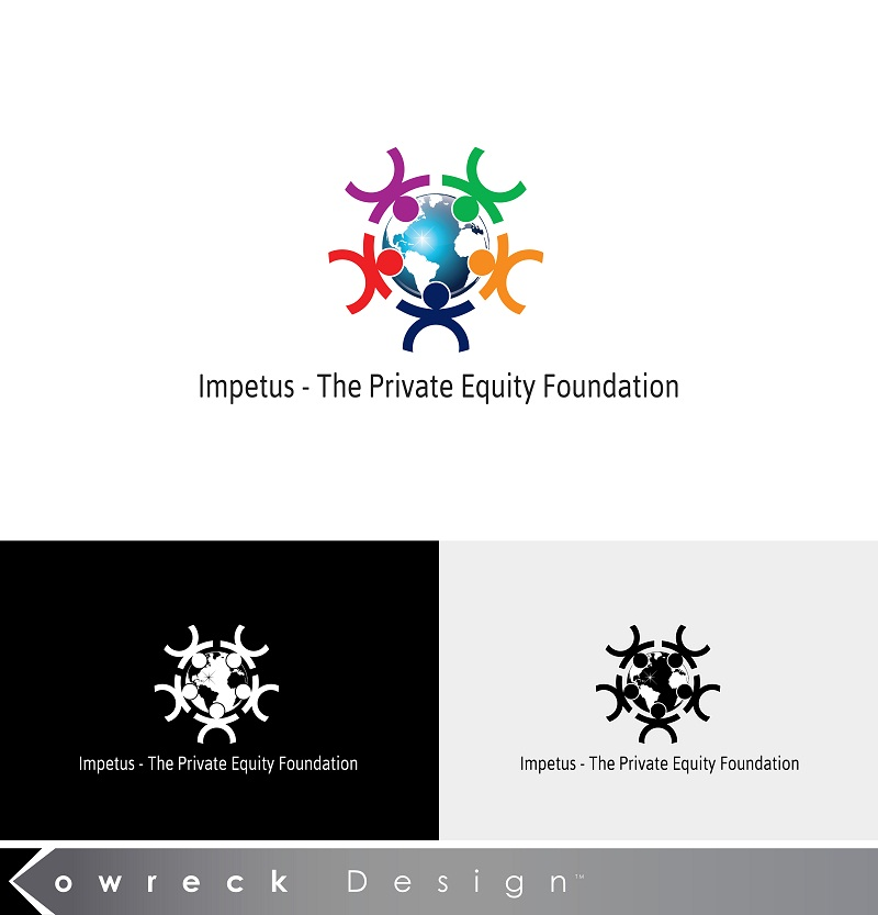 Logo Design by kowreck - Entry No. 10 in the Logo Design Contest New Logo Design for Impetus - The Private Equity Foundation.
