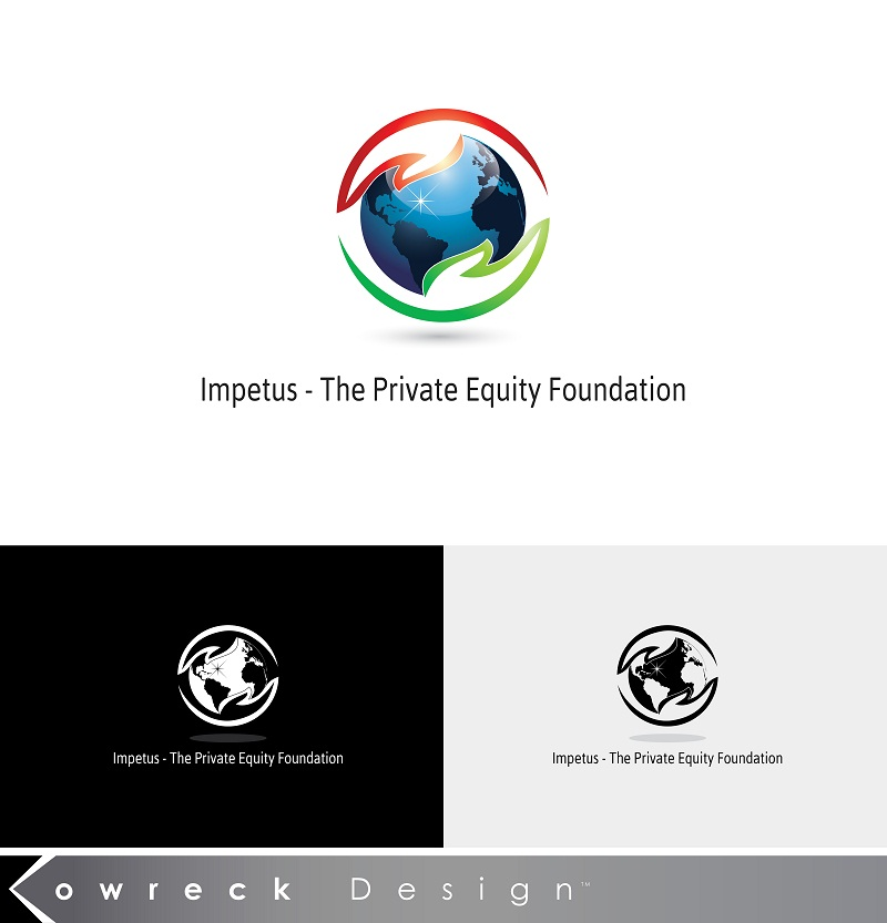 Logo Design by kowreck - Entry No. 11 in the Logo Design Contest New Logo Design for Impetus - The Private Equity Foundation.