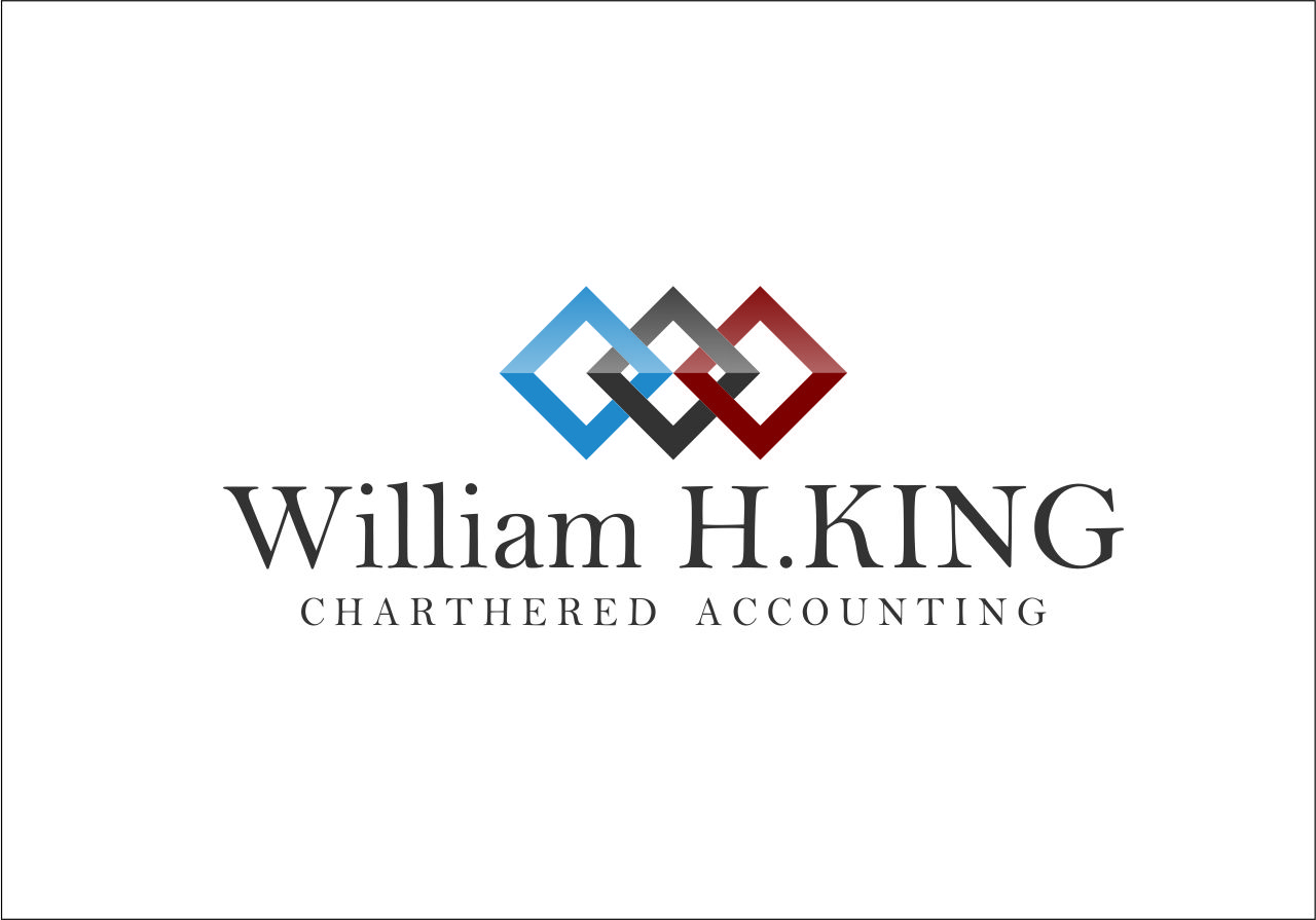 Logo Design by Agus Martoyo - Entry No. 23 in the Logo Design Contest New Logo Design for William H. King, Chartered Accountant.