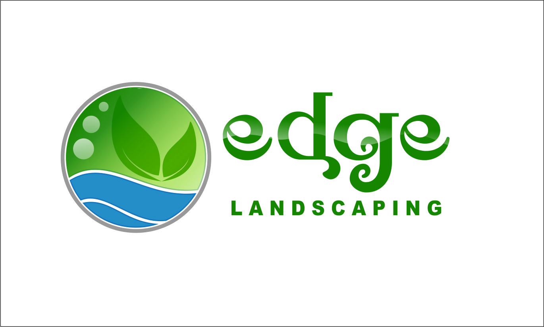 Logo Design by Agus Martoyo - Entry No. 124 in the Logo Design Contest Inspiring Logo Design for Edge Landscaping.