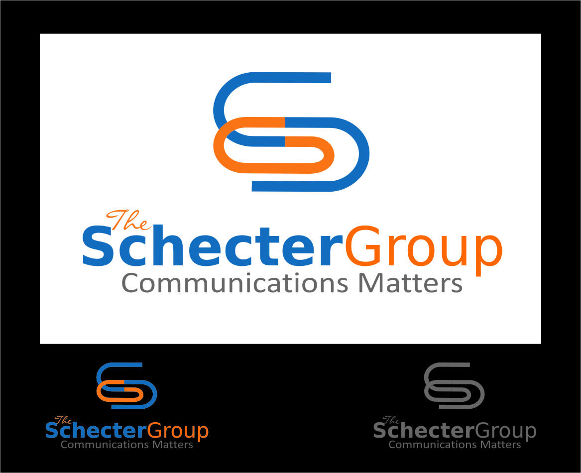 Logo Design by Ngepet_art - Entry No. 50 in the Logo Design Contest Inspiring Logo Design for The Schecter Group.