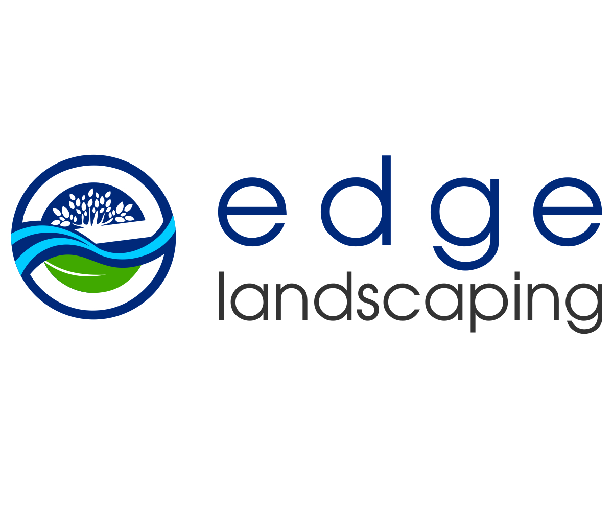 Logo Design by franz - Entry No. 126 in the Logo Design Contest Inspiring Logo Design for Edge Landscaping.