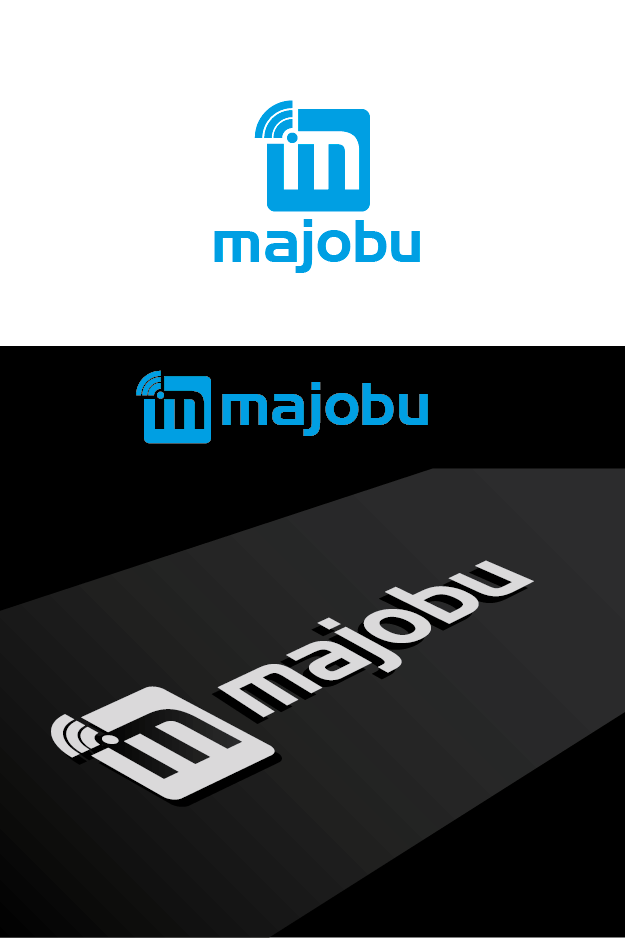 Logo Design by Private User - Entry No. 33 in the Logo Design Contest Inspiring Logo Design for Majobu.