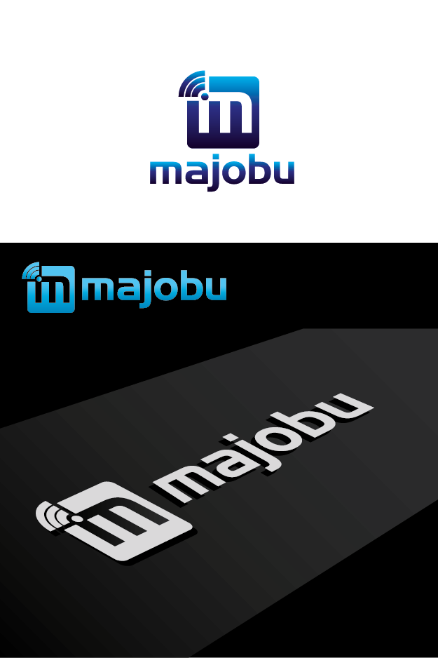 Logo Design by Private User - Entry No. 34 in the Logo Design Contest Inspiring Logo Design for Majobu.