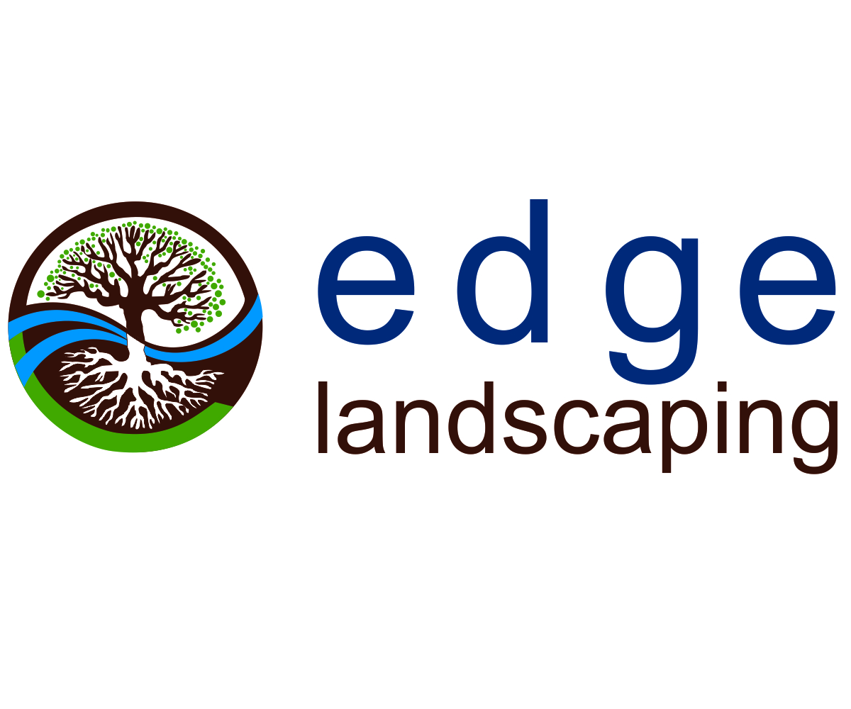 Logo Design by franz - Entry No. 139 in the Logo Design Contest Inspiring Logo Design for Edge Landscaping.
