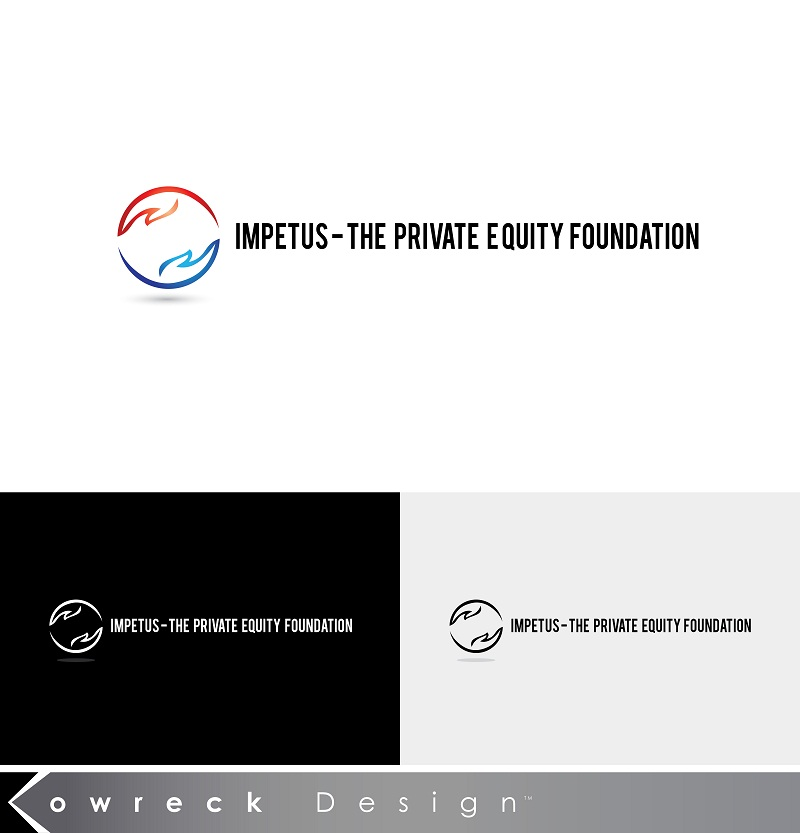 Logo Design by kowreck - Entry No. 14 in the Logo Design Contest New Logo Design for Impetus - The Private Equity Foundation.