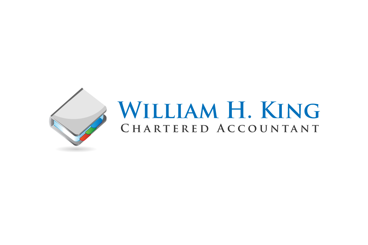 Logo Design by Jagdeep Singh - Entry No. 58 in the Logo Design Contest New Logo Design for William H. King, Chartered Accountant.