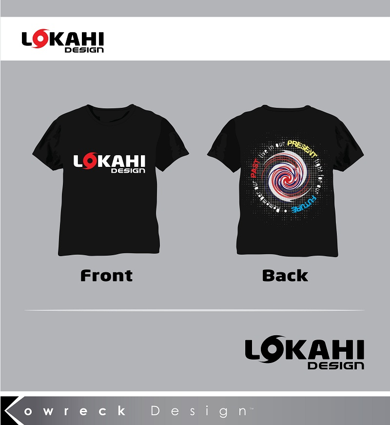 Clothing Design by kowreck - Entry No. 5 in the Clothing Design Contest Creative Clothing Design for LOKAHI designs.