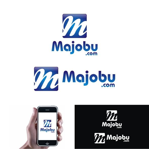 Logo Design by Private User - Entry No. 38 in the Logo Design Contest Inspiring Logo Design for Majobu.