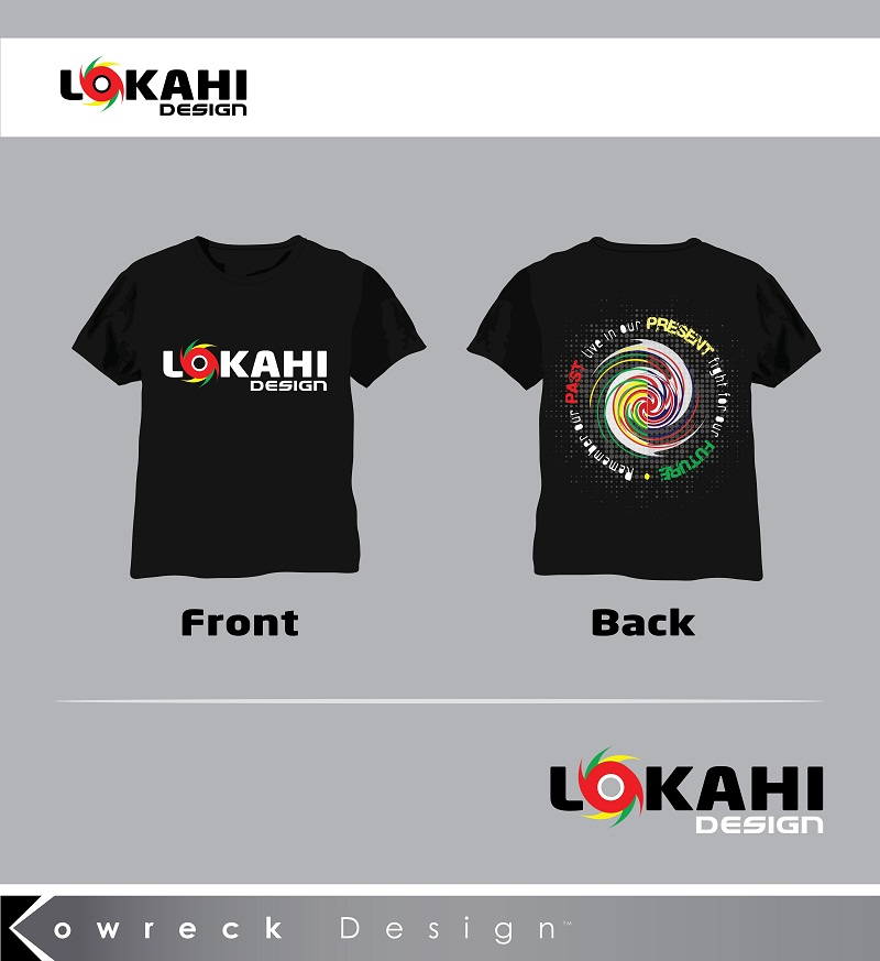 Clothing Design by kowreck - Entry No. 8 in the Clothing Design Contest Creative Clothing Design for LOKAHI designs.