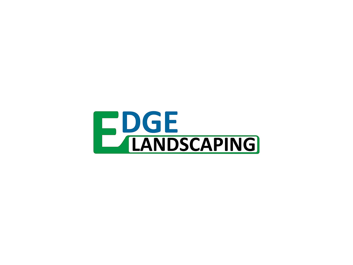 Logo Design by Prithinath - Entry No. 161 in the Logo Design Contest Inspiring Logo Design for Edge Landscaping.