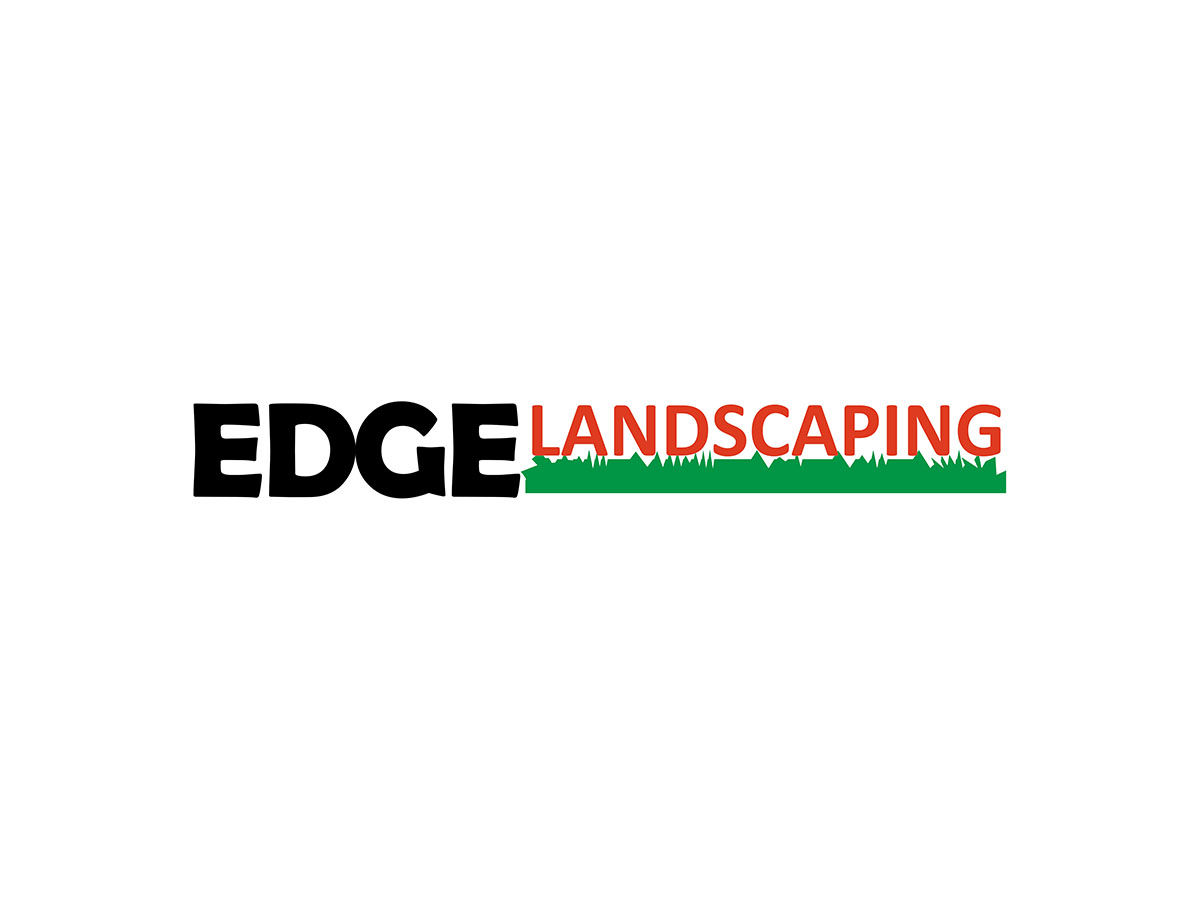 Logo Design by Prithinath - Entry No. 162 in the Logo Design Contest Inspiring Logo Design for Edge Landscaping.