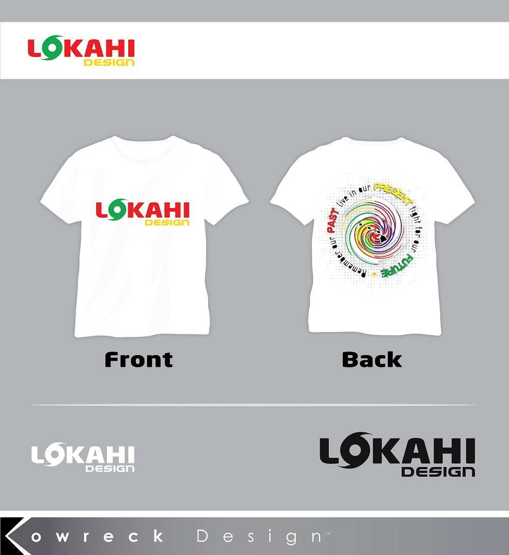 Clothing Design by kowreck - Entry No. 11 in the Clothing Design Contest Creative Clothing Design for LOKAHI designs.