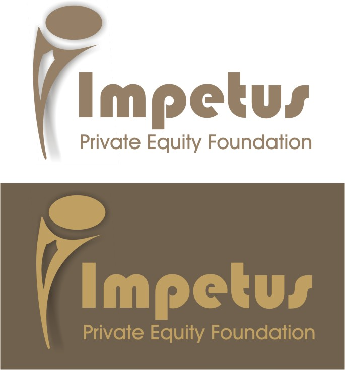 Logo Design by Korsunov Oleg - Entry No. 17 in the Logo Design Contest New Logo Design for Impetus - The Private Equity Foundation.