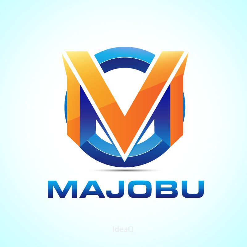 Logo Design by Private User - Entry No. 41 in the Logo Design Contest Inspiring Logo Design for Majobu.