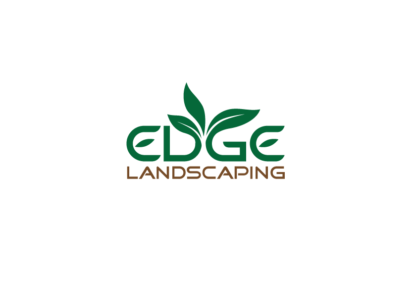 Logo Design by Severiano Fernandes - Entry No. 175 in the Logo Design Contest Inspiring Logo Design for Edge Landscaping.