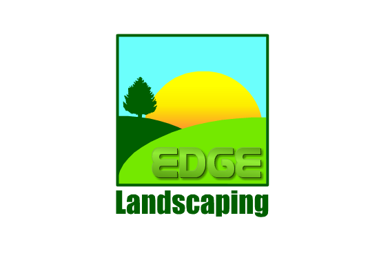 Logo Design by Ismail Adhi Wibowo - Entry No. 176 in the Logo Design Contest Inspiring Logo Design for Edge Landscaping.