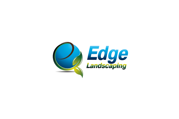 Logo Design by Private User - Entry No. 178 in the Logo Design Contest Inspiring Logo Design for Edge Landscaping.