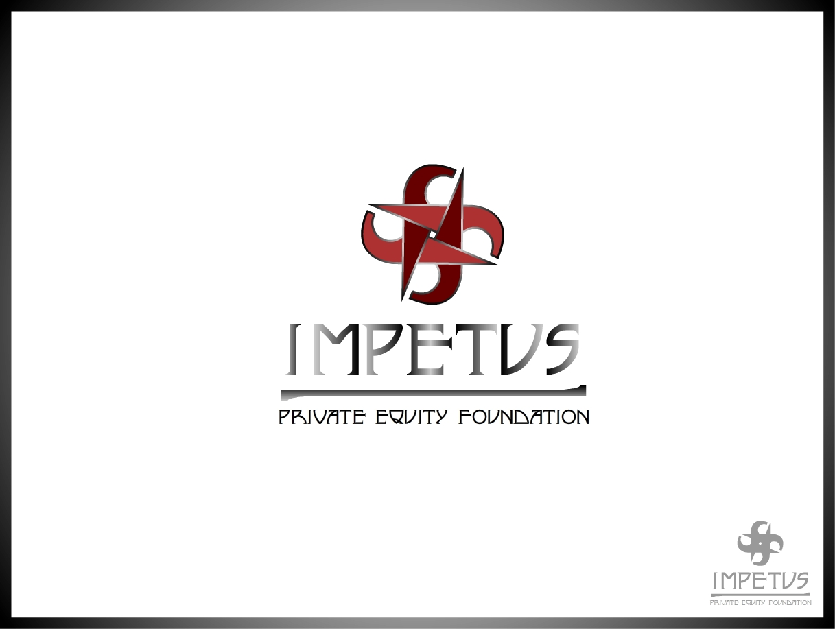 Logo Design by Digamber singh Bohra - Entry No. 20 in the Logo Design Contest New Logo Design for Impetus - The Private Equity Foundation.