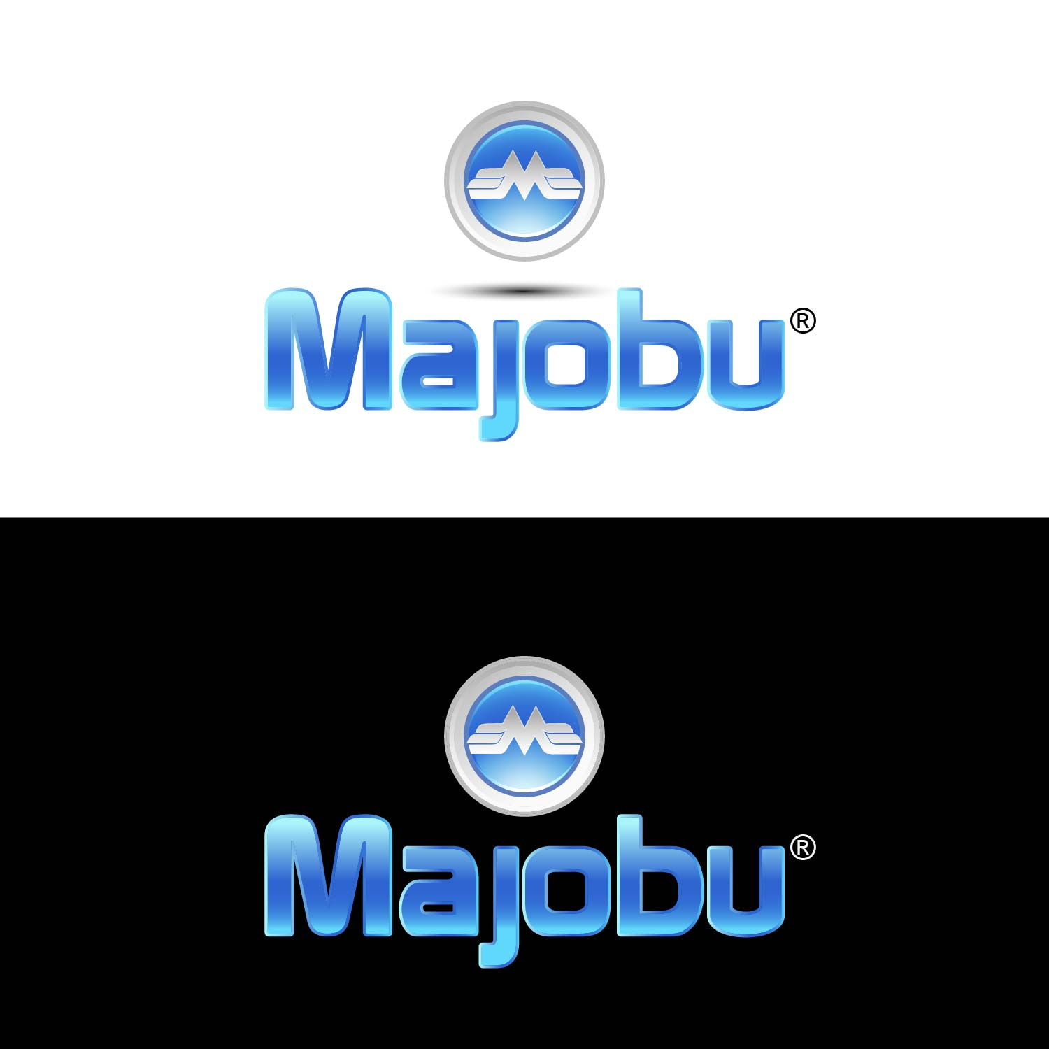 Logo Design by lagalag - Entry No. 44 in the Logo Design Contest Inspiring Logo Design for Majobu.