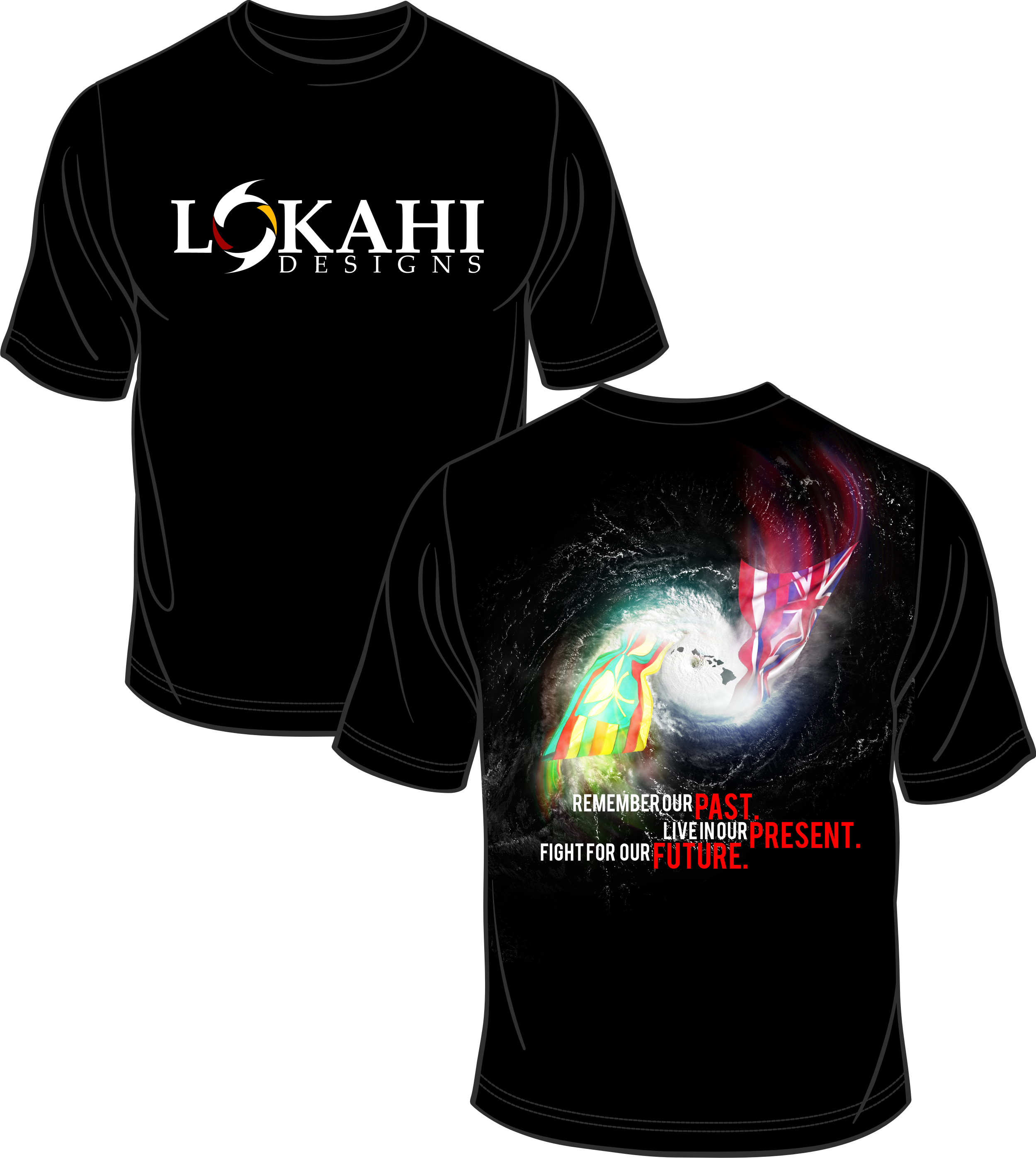 Clothing Design by Kenneth Joel - Entry No. 31 in the Clothing Design Contest Creative Clothing Design for LOKAHI designs.