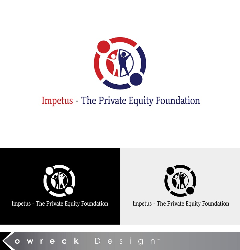 Logo Design by kowreck - Entry No. 22 in the Logo Design Contest New Logo Design for Impetus - The Private Equity Foundation.