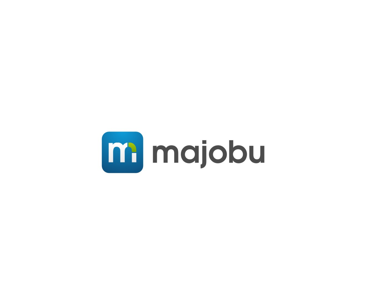 Logo Design by untung - Entry No. 49 in the Logo Design Contest Inspiring Logo Design for Majobu.
