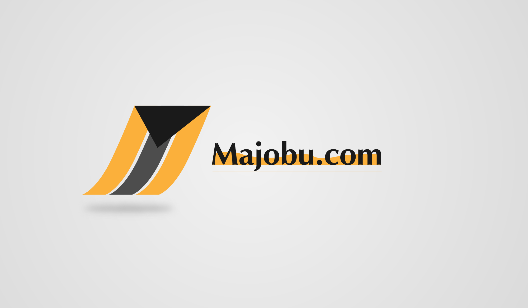 Logo Design by Private User - Entry No. 50 in the Logo Design Contest Inspiring Logo Design for Majobu.