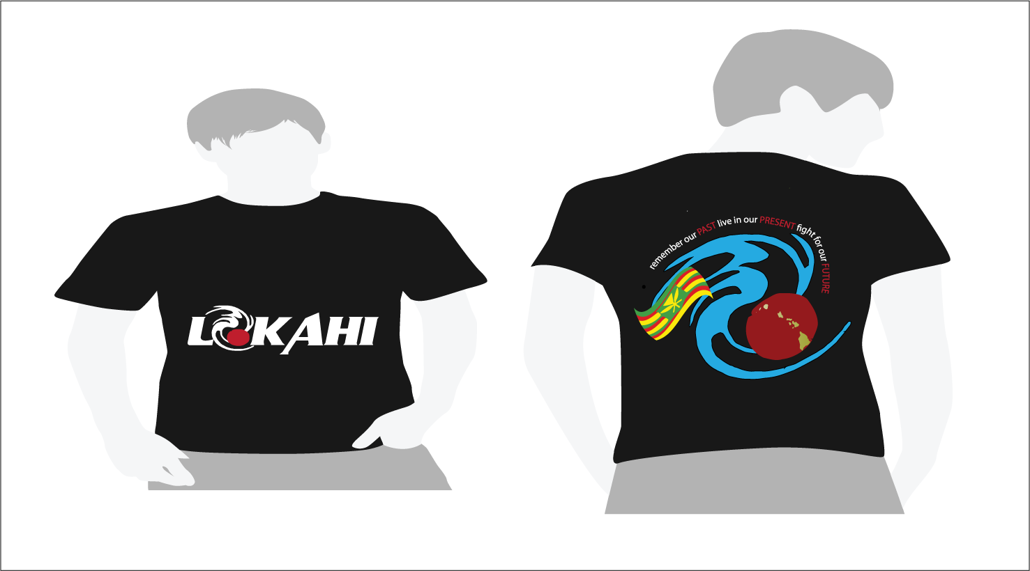 Clothing Design by Sri Lata - Entry No. 33 in the Clothing Design Contest Creative Clothing Design for LOKAHI designs.