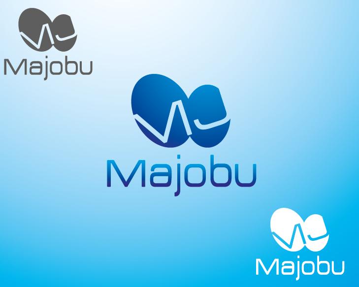 Logo Design by VENTSISLAV KOVACHEV - Entry No. 51 in the Logo Design Contest Inspiring Logo Design for Majobu.