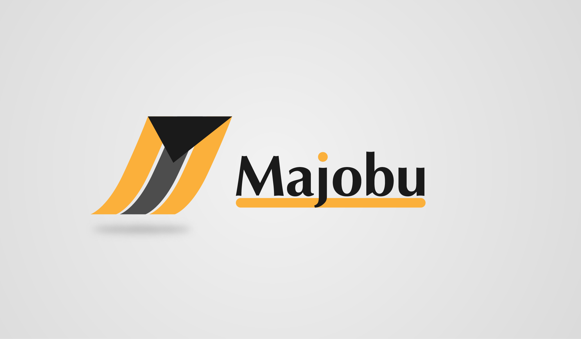 Logo Design by Private User - Entry No. 52 in the Logo Design Contest Inspiring Logo Design for Majobu.