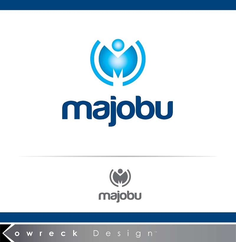 Logo Design by kowreck - Entry No. 55 in the Logo Design Contest Inspiring Logo Design for Majobu.