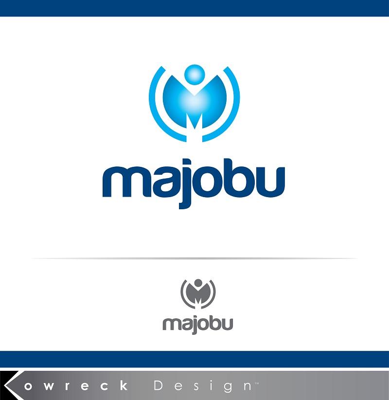 Logo Design by kowreck - Entry No. 55 in the Logo Design Contest Inspiring Logo Design for Majobu.