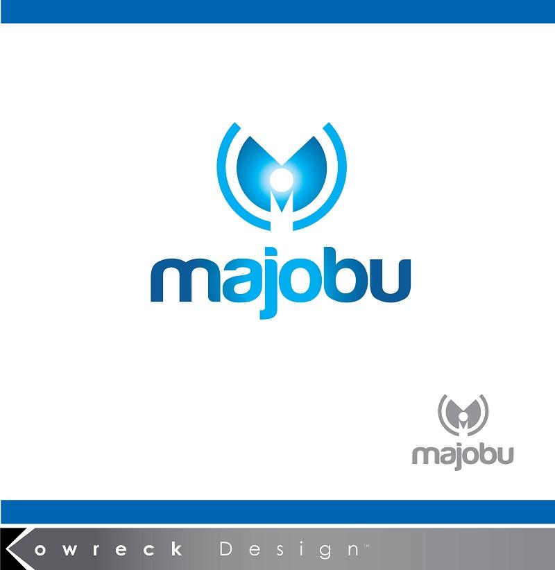 Logo Design by kowreck - Entry No. 56 in the Logo Design Contest Inspiring Logo Design for Majobu.