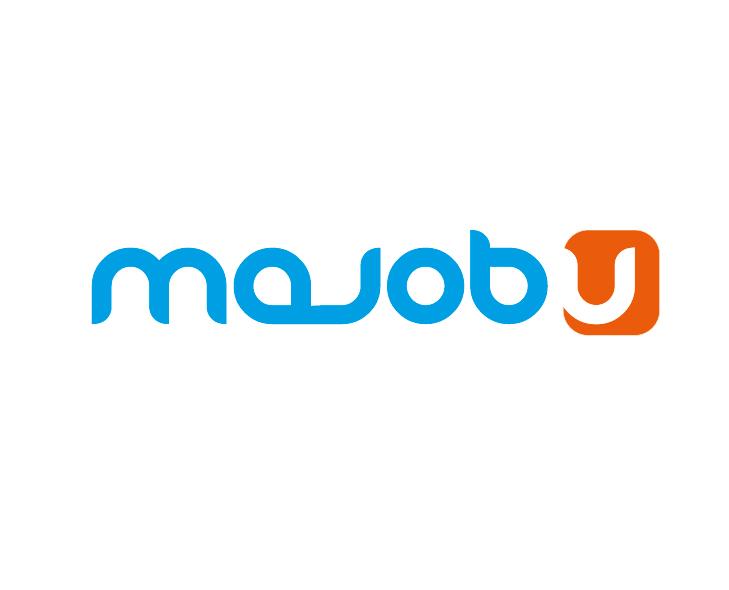 Logo Design by VENTSISLAV KOVACHEV - Entry No. 57 in the Logo Design Contest Inspiring Logo Design for Majobu.