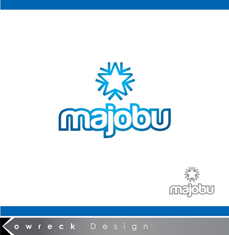 Logo Design by kowreck - Entry No. 58 in the Logo Design Contest Inspiring Logo Design for Majobu.
