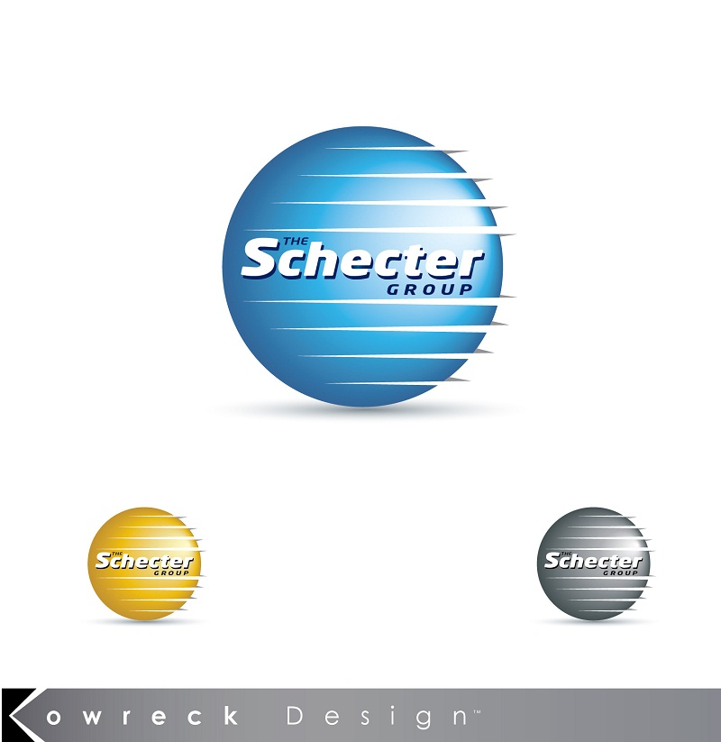Logo Design by kowreck - Entry No. 70 in the Logo Design Contest Inspiring Logo Design for The Schecter Group.