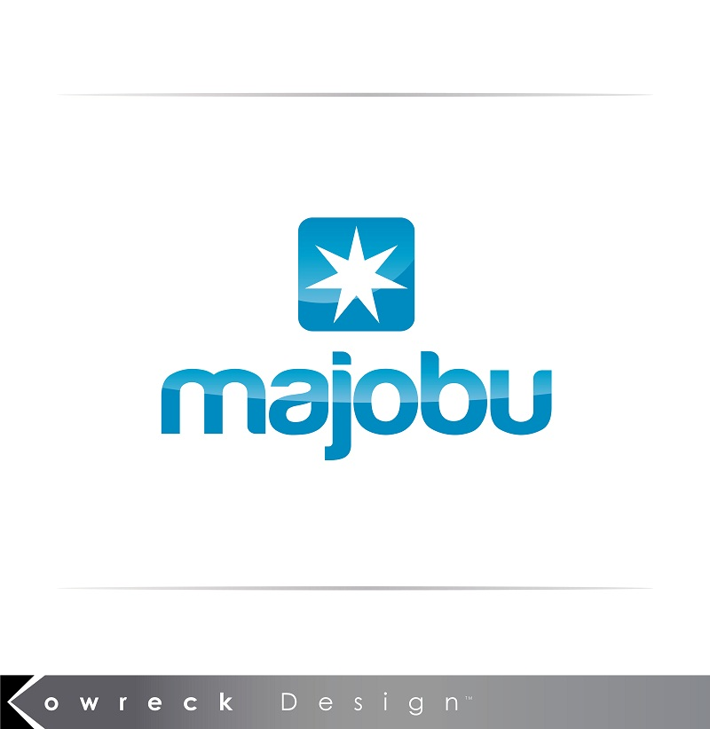 Logo Design by kowreck - Entry No. 60 in the Logo Design Contest Inspiring Logo Design for Majobu.