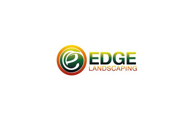 Logo Design by Digital Designs - Entry No. 205 in the Logo Design Contest Inspiring Logo Design for Edge Landscaping.
