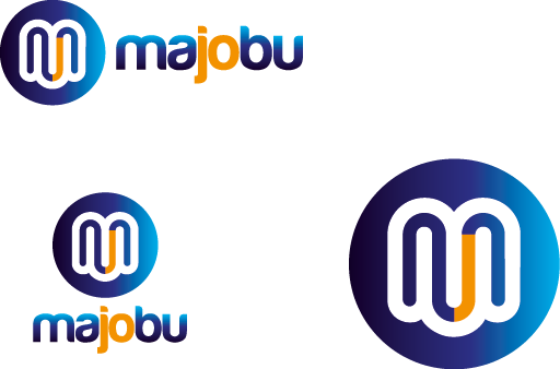 Logo Design by Private User - Entry No. 66 in the Logo Design Contest Inspiring Logo Design for Majobu.