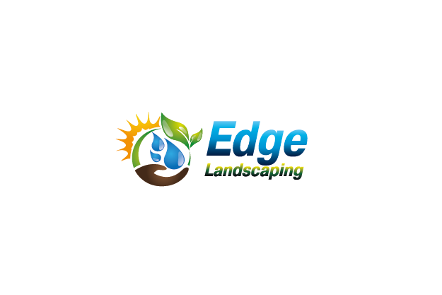 Logo Design by Private User - Entry No. 206 in the Logo Design Contest Inspiring Logo Design for Edge Landscaping.