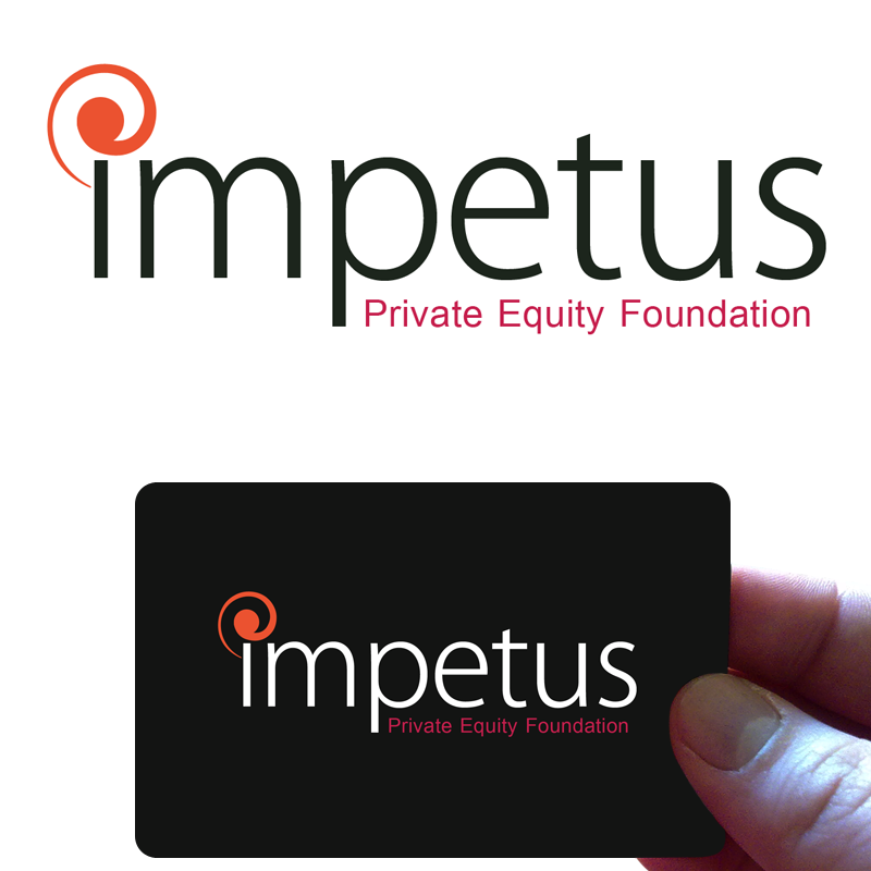 Logo Design by Private User - Entry No. 23 in the Logo Design Contest New Logo Design for Impetus - The Private Equity Foundation.