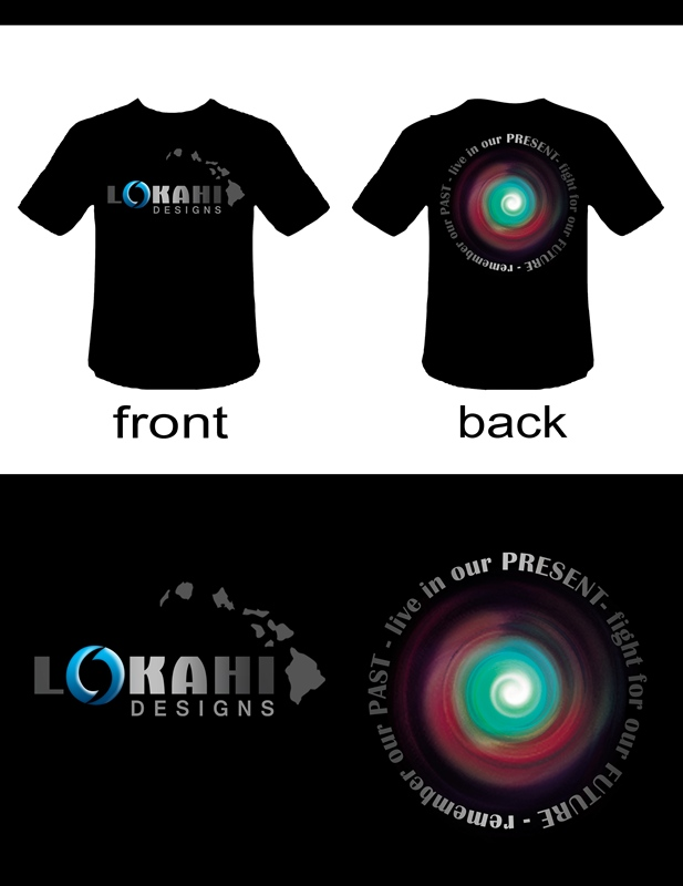 Clothing Design by Respati Himawan - Entry No. 40 in the Clothing Design Contest Creative Clothing Design for LOKAHI designs.