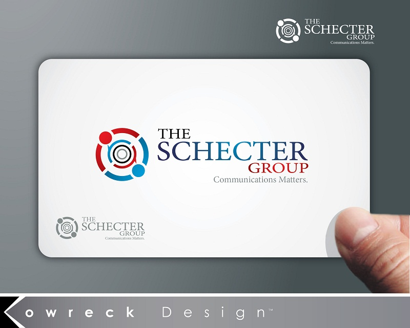 Logo Design by kowreck - Entry No. 73 in the Logo Design Contest Inspiring Logo Design for The Schecter Group.