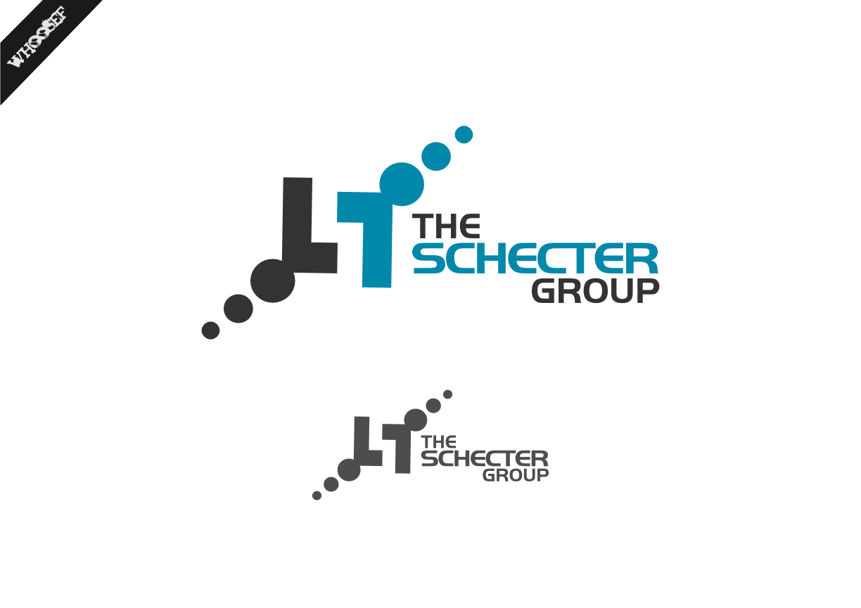 Logo Design by whoosef - Entry No. 74 in the Logo Design Contest Inspiring Logo Design for The Schecter Group.