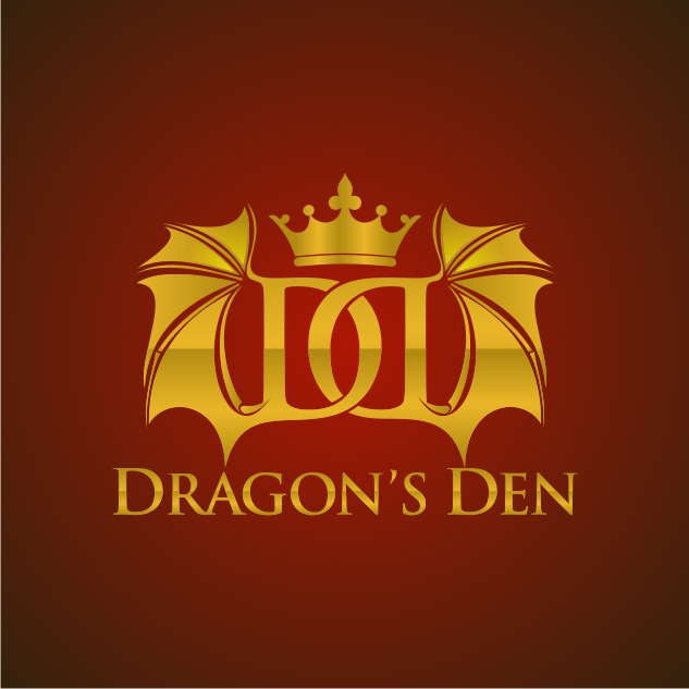 Logo Design by key - Entry No. 86 in the Logo Design Contest The Dragons' Den needs a new logo.